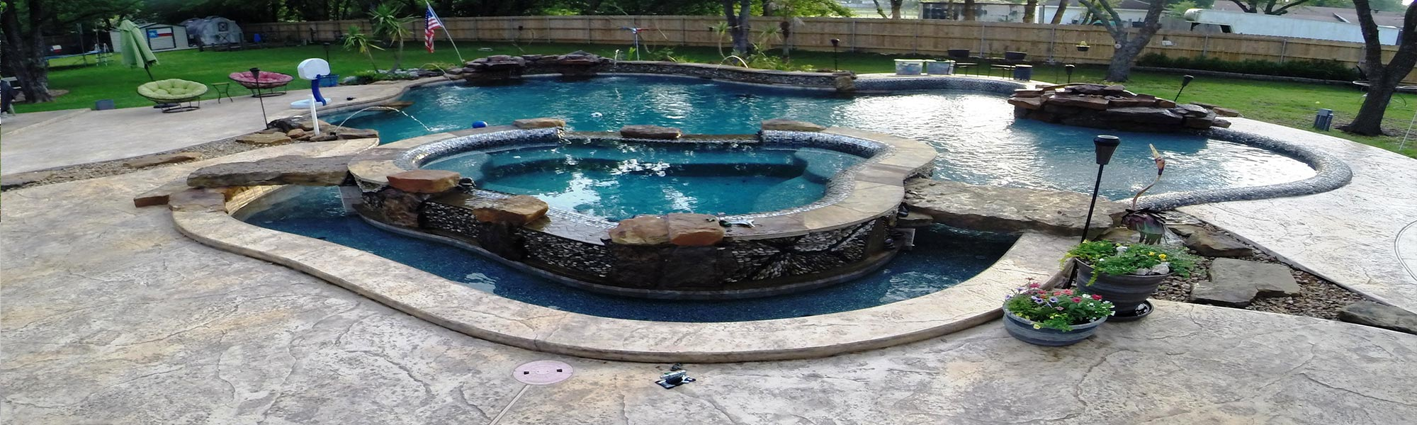 Pool n Spa Artistry of Houston Texas